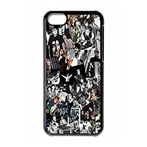 Diy design iphone 6 (4.7) case, Fancy Bring Me (baby) The Horizon look Lightweight Printed Hard Plastic case Snap-on baby cover for iPhone 6 _Black it 30809