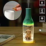 Spa Essential Oil Diffuser Compact Ultrasonic Aromatherapy...