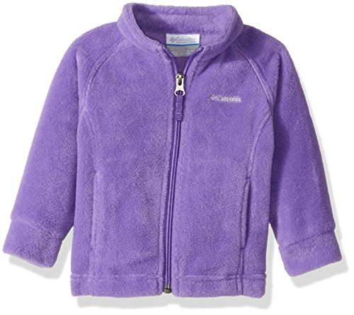 Columbia Sportswear Baby Benton Springs Fleece Outerwear, grape gum, 18/24 (Outerwear)