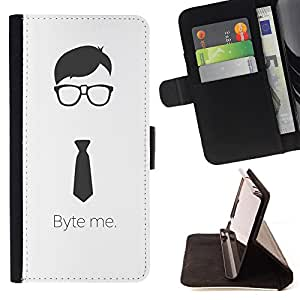 Dragon Case- Mappen-Kasten-Prima caja de la PU billetera de cuero con ranuras para tarjetas, efectivo Compartimiento desmontable y correa para la mu?eca FOR Samsung GALAXY ALPHA G850 SM-G850F G850Y G850M- Byte ME