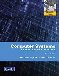 Computer Systems: International Version: A Programmer's Perspective