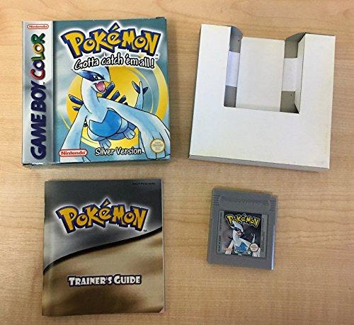 Pokemon, Silver Version (Pokemon By Color)
