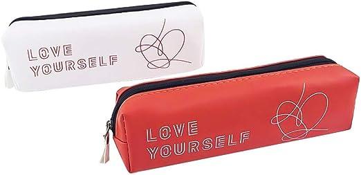 Teenager 2 Pack BTS – Estuche Kpop Bangtan Joven [Love Yourself ...
