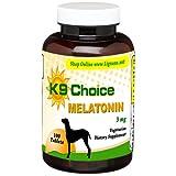 Melatonin 3 mg 100 tablets, My Pet Supplies