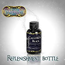 Edible Ink Replenishment Kit Refill - 4oz Bottle (Black) by Tasty Imaginations