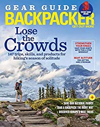 """Magazine of wilderness travel offering practical """"you can do it--here's how"""" advice to enjoy every trip. Filled with the best places, gear and information for all kinds of hiking and camping trips with fold-out maps and stunning color photography.  B..."""
