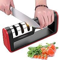 BYETOO Afilador de Cuchillos de Cocina