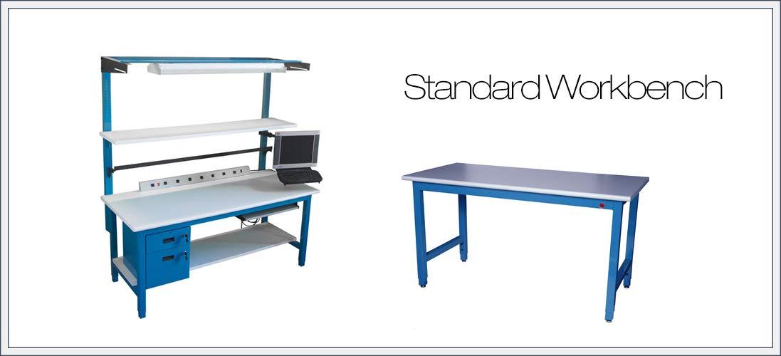 WSI Laminate Shelf 12'' X 72'' W/Load Beam & Brackets