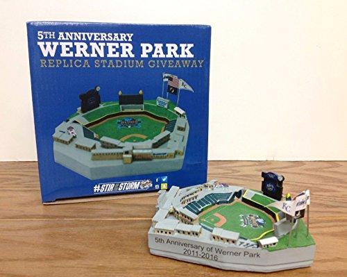 Omaha STORM CHASERS Werner Park Replica Stadium PROMO 2016 SGA (Park Stadium Replica)