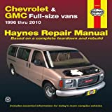 Chevrolet and GMC Full-Size Vans, John Haynes, 1563928876