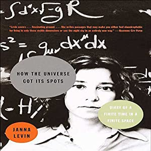 How the Universe Got Its Spots Audiobook