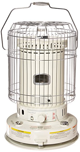 Dura Heat DH2304 Indoor Kerosene Heater - 23,800 Btu's