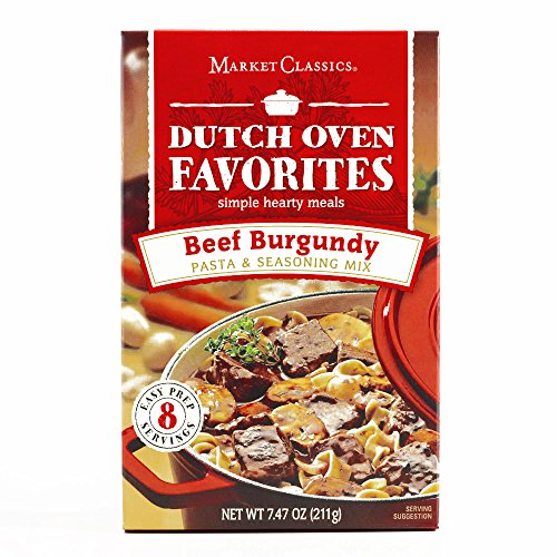 Dutch Oven Favorites Beef Burgundy 7.47 oz each (3 Items Per Order, not per case)