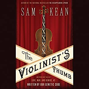 The Violinist's Thumb Audiobook