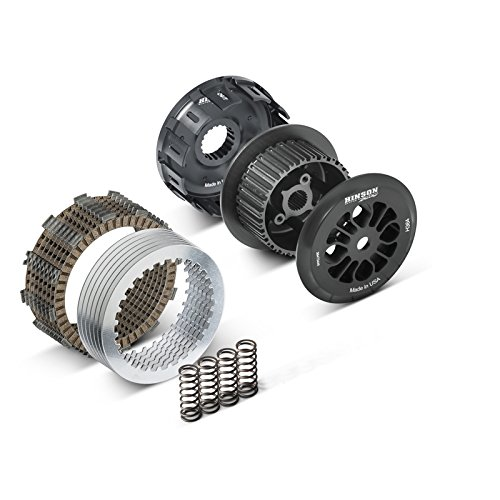 (HinsonClutchComponents HC290 Complete Billet-Proof Conventional Clutch Kit)