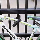 UBULLOX Bike U Lock Heavy Duty Bike Lock Bicycle