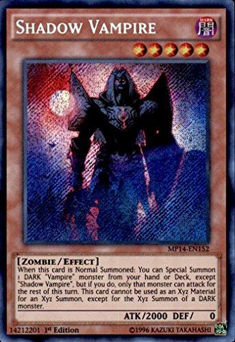 Yu Gi Oh Shadow Vampire MP14 EN152 Secret product image