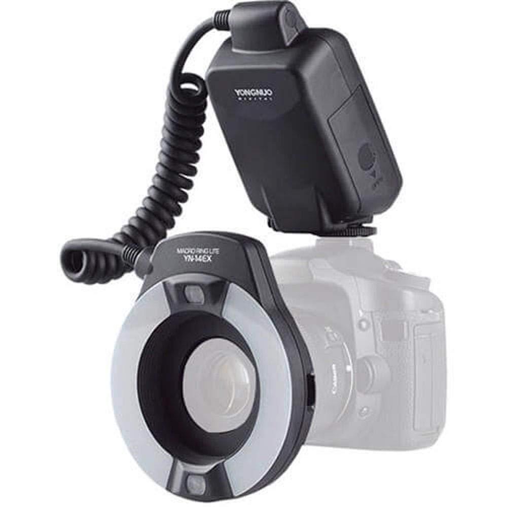 Yongnuo YN-14EX TTL LED Macro Ring Flash Light for Canon D907-LF6