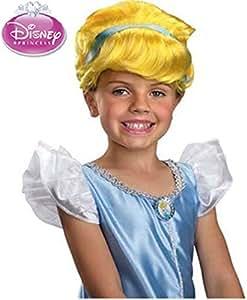 Disney Princess Cinderella Halloween Wig