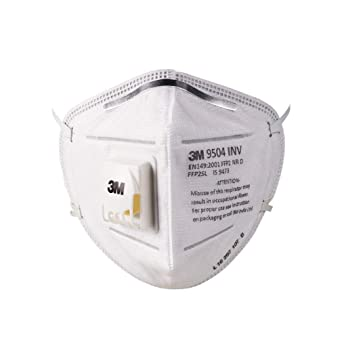 Pack 9504 3m Of - 10 Dust Inv Pollution N95 Mask