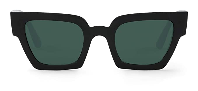 Mr Boho FRELARD Gafas de sol Black/Classic Lenses 45 Unisex ...