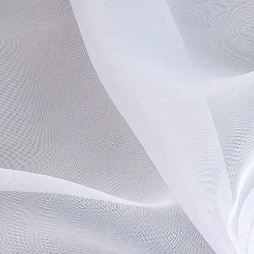 Event Decor Direct Sheer Voile Curtain Panel