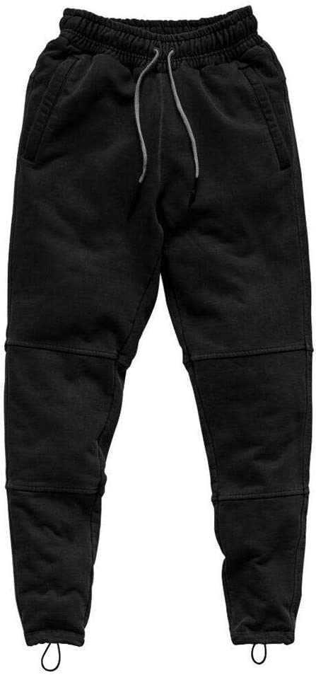 SHYSBV Pantalones Casuales Joggers Pantalones De Chándal Hombres ...