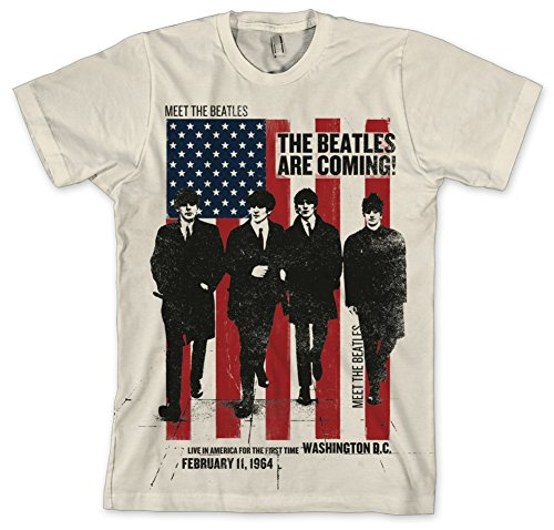 The Beatles Are Coming T-shirt