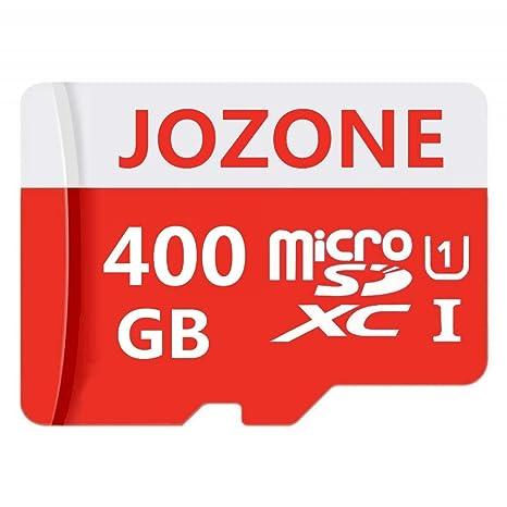Amazon.com: Tarjeta SD de alta velocidad de 400 GB con ...