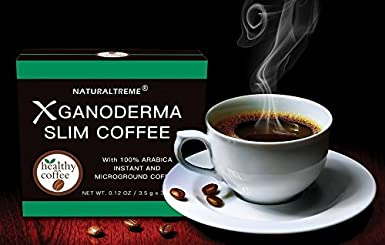 puregano Ganoderma Slim café pérdida de peso 100% Arabica ...