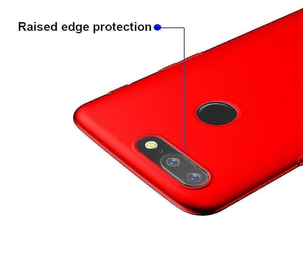 OnePlus 5T case Skin-Friendly Ultra-Thin PC Hard Shell Hard Shell Bumper Cover OnePlus 5T Hard Shell