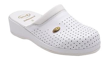 Dr. Scholls Clogs backguard White Size 35
