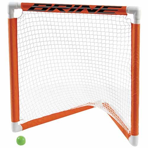 Brine Mini Lacrosse Goal Set With Sticks