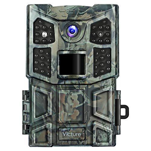 【ご予約品】 Victure Waterproof Speed 20MP Vision Trail Game Camera with Night Vision Motion Activated 1080P Wildlife Hunting Camera No Glow with 0.2s Trigger Speed and Upgrade Waterproof Design for Outdoor Surveillance [並行輸入品] B07HT6TNDV, 積丹郡:e8f8c2a1 --- staging.aidandore.com