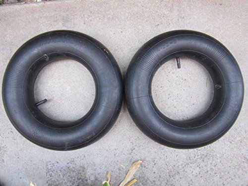 NEW 2 PC 16″ REPLACEMENT WHEELBARROW INNER TUBE 4.80/4.00-8″ For Sale