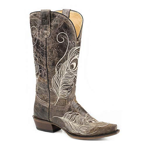 (ROPER Western Boots Womens Feather 13