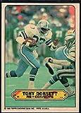 #5: Football NFL 1983 Topps Stickers #11 Tony Dorsett Cowboys