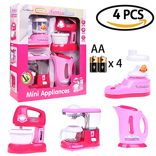 kids coffee pot and mixer - 1