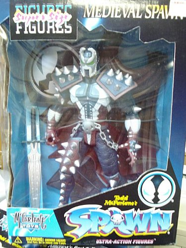 medieval spawn 12 inch ultra action figure