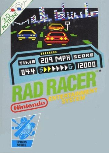 Rad Racer - 4