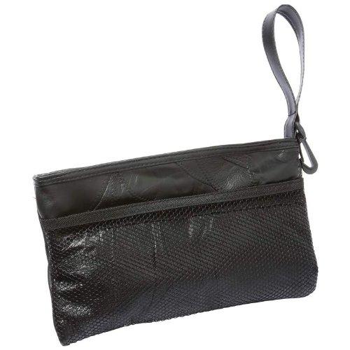 Embassy Italian Stone Design Genuine Lambskin Leather Jewelry Purse - Embassy Genuine Lambskin Leather Purse