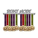 Beast Mode Medal Hanger Display