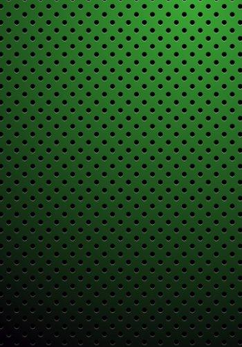"""Disagu Design Case Coque pour Apple iPhone 6 Housse etui coque pochette """"Lochblech Optik Grün"""""""