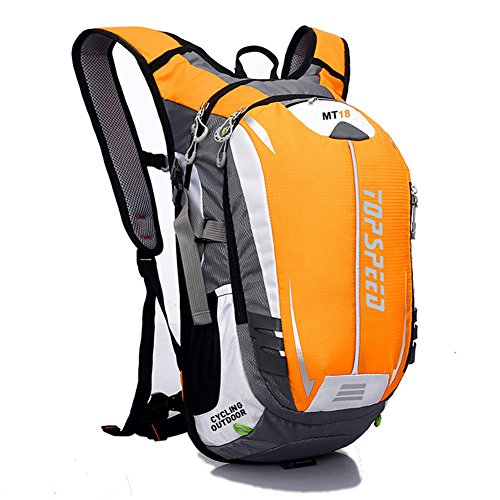 West Biking Backpack Daypack for Cycling Running Hiking Trekking Camping - Most Durable Light...