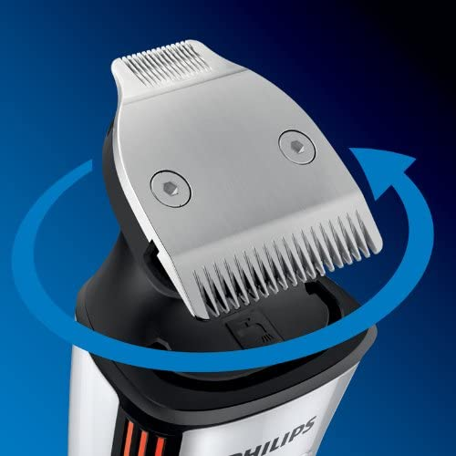 Philips QS6140/32 - Barbero StyleShaver sin cable con cabezal de ...