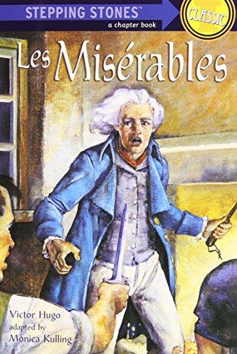Les Miserables (A Stepping Stone Book) (Les Miserables Books)