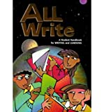 All Write, Dave Kemper and Patrick Sebranek, 0669459828