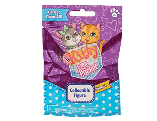 - Kitty in My Pocket Kitty Blind Packs Asst Toy