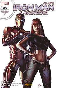All-new iron man & avengers nº 5 par Mike Deodato Jr.