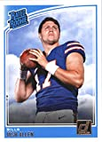 2018 Donruss Football #304 Josh Allen RC Rookie Card Buffalo Bills Rated Rookie Official NFL Trading Card